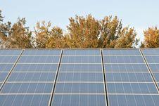 Free Solar Power Station Royalty Free Stock Photos - 21897828