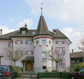 Free Nice Swiss Mansion 3 Royalty Free Stock Image - 2192296
