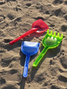 Free Beach Toys Royalty Free Stock Photos - 2192898