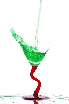 Free Pouring Liquid Stock Photography - 2190102