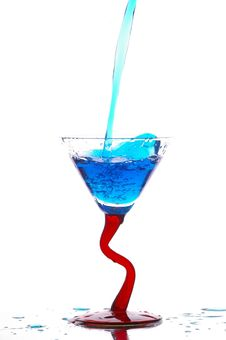 Free Pouring Liquid Royalty Free Stock Photography - 2190107