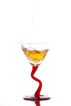 Free Pouring Liquid Stock Image - 2190111