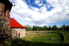 Free Fortress Korela (Kareliya) Royalty Free Stock Image - 2190126