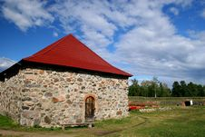 Free Fortress Korela (Kareliya) Stock Photos - 2190133