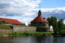Free Fortress Korela (Kareliya) Stock Images - 2190214