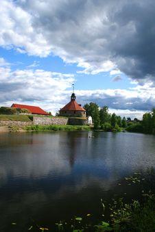 Free Fortress Korela (Kareliya) Stock Photography - 2190222