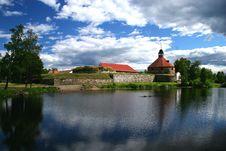 Free Fortress Korela (Kareliya) Royalty Free Stock Photography - 2190317