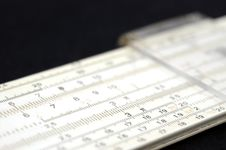 Free Slide Rule Stock Photos - 2191603