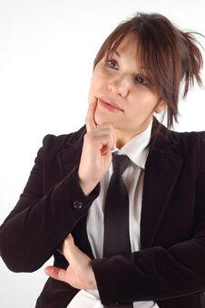Free Business Woman 14 Royalty Free Stock Photos - 2191718