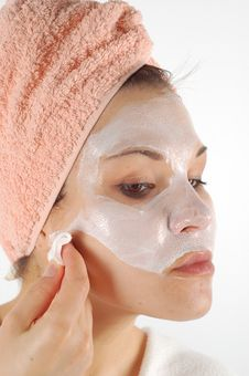 Free Beauty Mask 21 Royalty Free Stock Images - 2191769