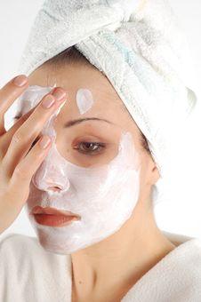 Free Beauty Mask 21 Royalty Free Stock Photography - 2191867