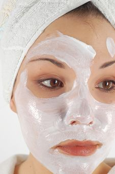 Free Beauty Mask 21 Royalty Free Stock Images - 2191879