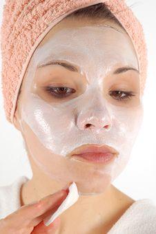 Free Beauty Mask 21 Stock Image - 2191901