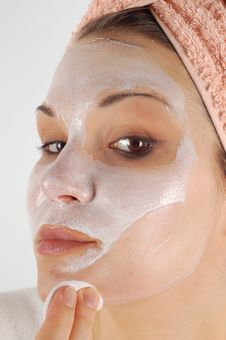 Free Beauty Mask 21 Stock Images - 2191984