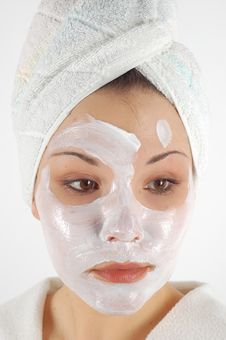 Free Beauty Mask 21 Royalty Free Stock Photos - 2192088