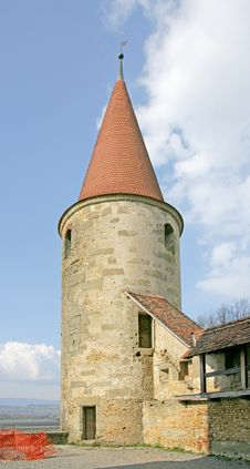 Free Castle Tower 10 Royalty Free Stock Image - 2192776