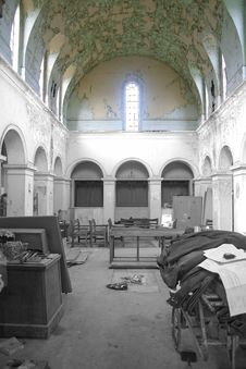 Free Disused Church Royalty Free Stock Images - 2193249