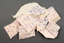 Free Torn Paper Royalty Free Stock Photo - 2193415