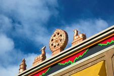 Free Buddhist Temple Stock Images - 2193904