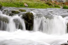Free Highland Waterfall 3 Stock Photography - 2194882