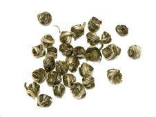 Free Jasmine Green Tea Royalty Free Stock Photos - 2195358