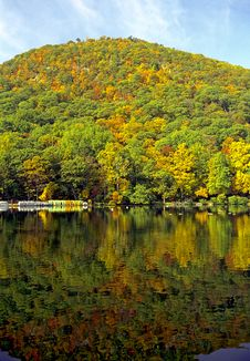 Free Reflections In Hessian Lake Stock Photo - 2195430