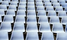 Free Stadium Seats Stock Image - 2195581