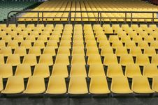 Free Stadium Seats Royalty Free Stock Photography - 2195587
