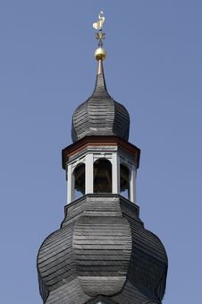 Free Church Spire Stock Image - 2195851