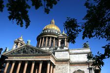 """Free St.Isaac""""s Cathedral Royalty Free Stock Image - 2196266"""
