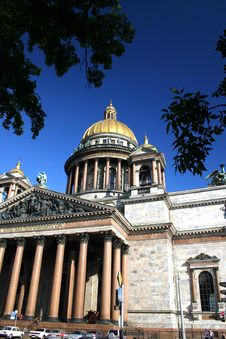 """Free St.Isaac""""s Cathedral Stock Photo - 2196270"""