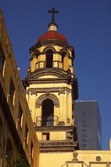 Free Church Stock Image - 2197191