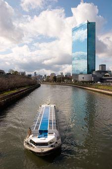 Free Osaka River Cruise Stock Image - 2197361