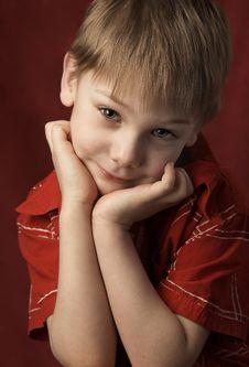 Free Pretty Boy Stock Photography - 2197772