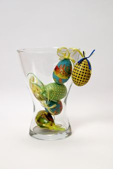 Free Easter Eggs Royalty Free Stock Photo - 2198065