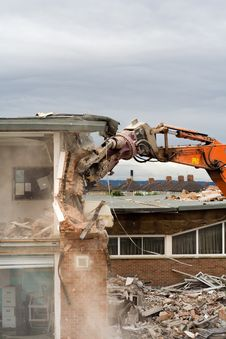 Free Demolition Stock Photos - 2198333