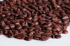 Free Coffee Beans Royalty Free Stock Images - 2198859