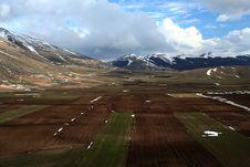 Free Castelluccio /winter Landscape Stock Photo - 2198960