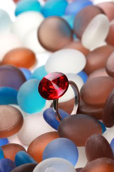 Free Ring Royalty Free Stock Photography - 2199087
