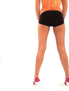 Free Amazing Legs Of Model Royalty Free Stock Photography - 2199357