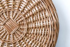 Free Background Straw A Circle Royalty Free Stock Photography - 2199847