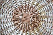 Free Background Straw A Circle Royalty Free Stock Photos - 2199878