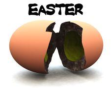 Free Broken Egg 31 Royalty Free Stock Photography - 2199907