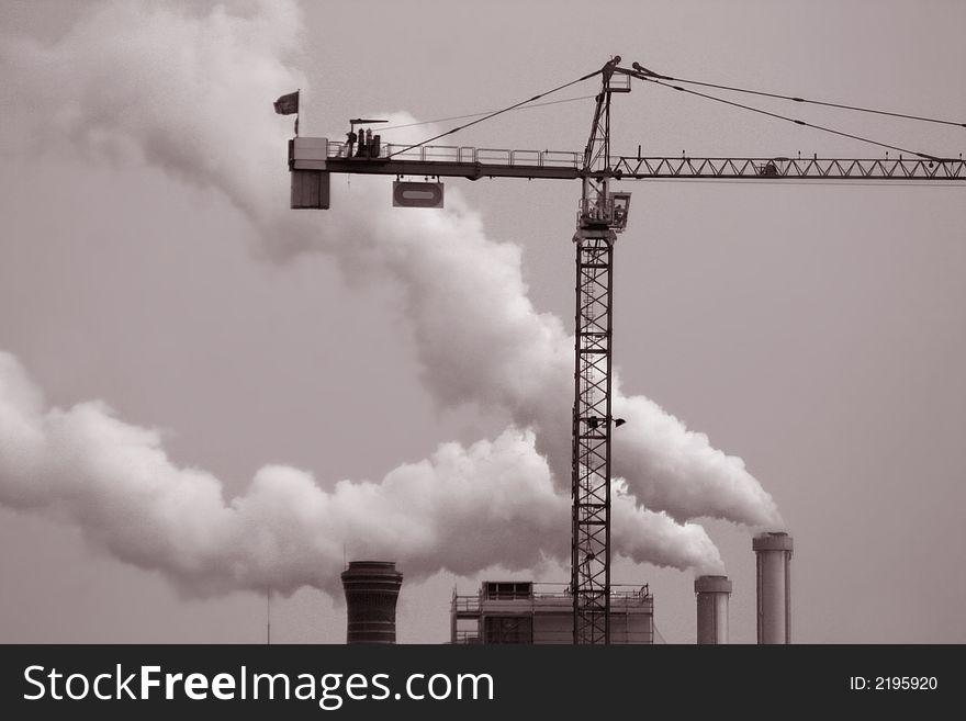 Paris smoke