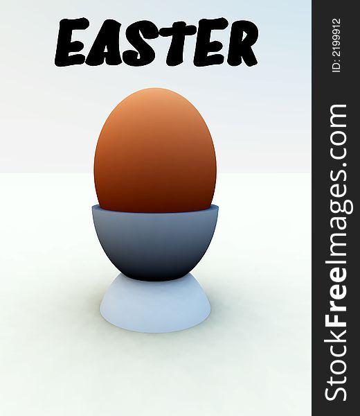 Egg In Eggcup 15