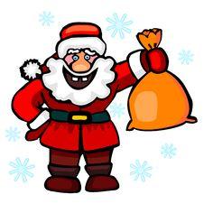 Free Santa Claus Stock Photography - 21900812