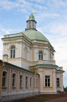 Free King Palace In Lomonosov Stock Photos - 21900983