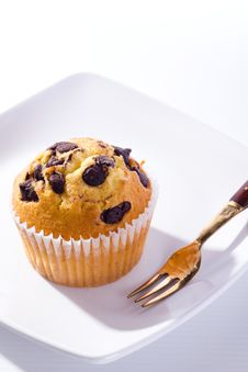 Free Muffin Royalty Free Stock Photography - 21901587