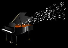 Free Piano Royalty Free Stock Photography - 21901897