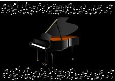 Free Piano Stock Photography - 21901902